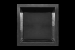 GFK Teichbecken quadratisch 170x170x52 | 1050 L