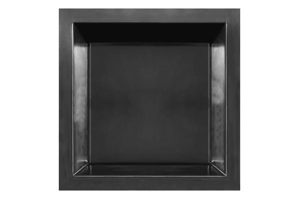 GFK Teichbecken quadratisch 230x230x52 | 1900 L