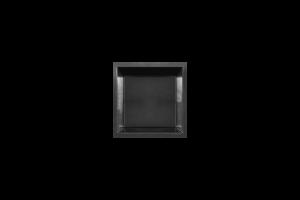 GFK Teichbecken quadratisch 100x100x52 | 260 L