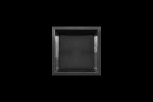 GFK Teichbecken quadratisch 120x120x52 | 425 L