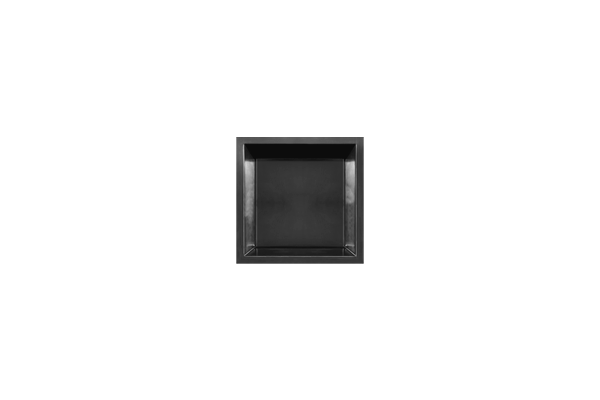 Teichbecken quadratisch 80x80x30 | 90 L